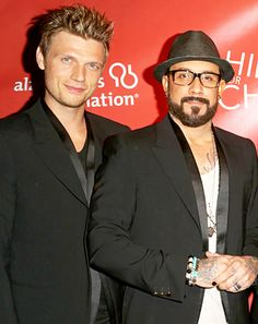 """Nick Carter to Dance to """"Everybody"""" on DWTS, A.J. McLean Will Attend - Us Weekly"""