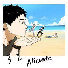 Haikyuu Manga, Haikyuu Funny, Haikyuu Fanart, Haikyuu Ships, Bokuaka, Iwaoi, Oikawa, Haikyuu Volleyball, Akaashi Keiji