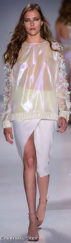 WAGNER KALLIENO Summer 2015 | The House of Beccaria~