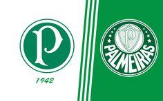 Wallpaper Palmeiras