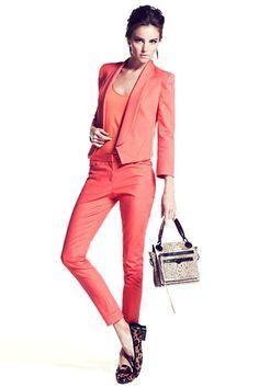 Rebecca Minkoff Pre-Fall 2012 Womenswear