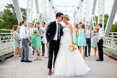 Wilmington, NC wedding. I want a picture on this bridge!