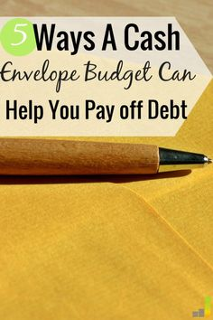 A cash-only budget has many benefits - especially when paying off debt. Here's how to use a cash budget to pay off debt, in 5 simple steps. Paying Off Student Loans, Student Loan Debt, Budgeting Finances, Budgeting Tips, Cash Envelope System, Financial Tips, Financial Peace, Financial Planning, Get Out Of Debt