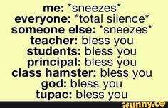 sneeze, growingupshy, bless