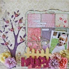 You can make so many creative scrapbook pages with our selection of Prima Flowers