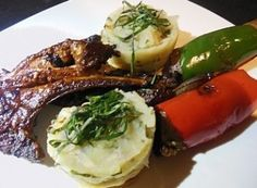 The culinary team on Africa Kosher Safaris makes dishes that look like they came from a top notch kosher restaurant!
