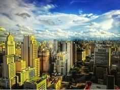 Edifício Mirante do Vale em São Paulo, SP