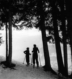 Atelier Robert Doisneau | Galeries virtuelles des photographies de Doisneau - Montagne