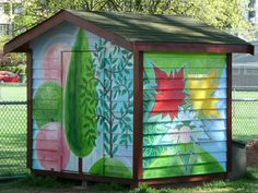 SHED ART: that's what I'm talking about...