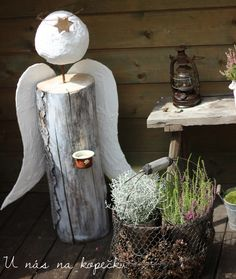 Dyi Decorations, Garden Angels, Needlework, Relax, Autumn, Winter, Angels, Christmas Angels, Embroidery