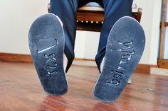 freie Trauung in Flip-Flops