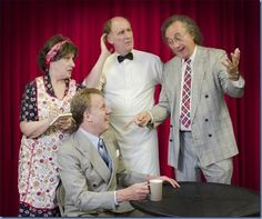 New Jersey Footlights: Neil Simon's comedy '45 Seconds from Broadway'    ...