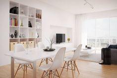 CGarchitect - Professional 3D Architectural Visualization User Community   White Aparatment