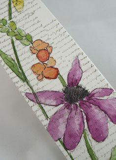 Wildflowerhouse: Sunshine and More Watercolors