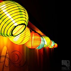 24 Multi Color Lantern String Lights : Indoor Outdoor Mini Nylon Weather Resistant Lighting, Extra Long With Remote Control, Connectable up to 3 Sets, Bonus Hanging Hooks & Remote Control Lantern String Lights, Indoor String Lights, Lanterns, Indoor Rowing, Indoor Outdoor, Outdoor Spaces, Patio Lighting, Light Decorations, Glasgow