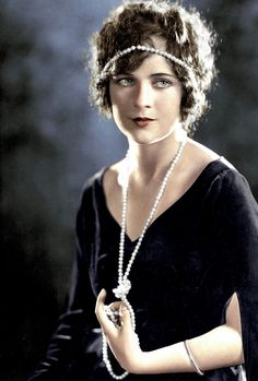 The World's Best Photos of actress and colorized - Flickr Hive Mind Jacqueline Logan