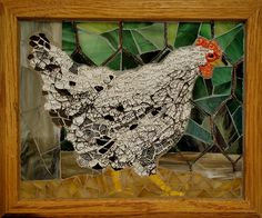 Words of a Feather by NT Candy - Look closely at the chicken's body.