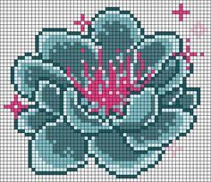 perles-a-repasser-hama-lotus