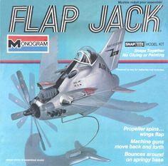 Monogram Flap Jack