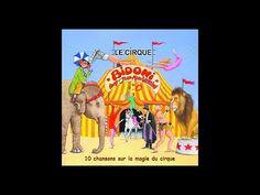 Musiques Pour Enfants - Le Cirque Bidoni Jean-Marc Versini (2016)
