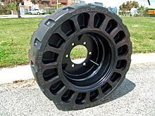 Airless tire - Wikipedia, the free encyclopedia