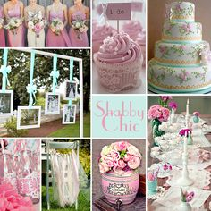 shabby chic wedding~