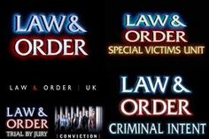 Law and Order Fanatic