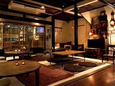 Asian Home Decor striking post 3059472153 - Simply Exciting styling tactics and info. Japanese Style House, Traditional Japanese House, Japanese Home Decor, Asian Home Decor, Home Decor Wall Art, Home Decor Bedroom, Japanese Interior Design, Retro Cafe, Cafe House