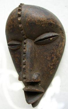 Dan Mask  by  Unknown Artist
