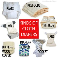 Help for new moms choosing which cloth diapers to buy. Pictures of newborn babies in cloth diapers and a list of what you need to cloth diaper your baby. Prefold Diapers, Cotton Diapers, Newborn Diapers, Cloth Diapers, Taking Care Of Baby, Diaper Sizes, Diaper Covers, New Moms, New Baby Products