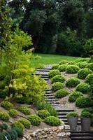Cómo construir un jardín en un terreno inestable