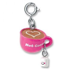 Hot Cocoa Charm - Shop CHARM IT!