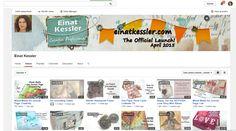Free Video Tutorials - Einat Kessler