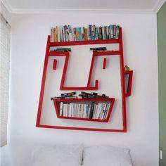 10 Δημιουργικές Παιδικές Βιβλιοθήκες