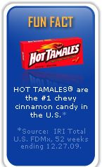 Where are your candies made?    All Just Born candies are made in the USA.                                                                       This company makes Peeps, Hot Tamales and more mainstream candies :D
