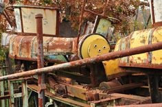 abandoned amusement parks | Amber Williams Photography (and etc): The Abandoned Amusement Park