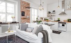 瑞典 10 坪鄉村風小公寓 - DECOmyplace