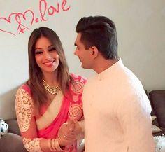 Bipasha and Karan ahead of their wedding