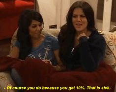 43 Reasons Why The Best Two Kardashians Are Actually Kourtney And Khloe Teen Tv, Funny Jokes For Adults, First World Problems, Kris Jenner, Keep Up, Kourtney Kardashian, Call Her, Movie Quotes, Funny Images