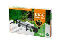 Filtros UV-C para estanques de Velda, de 11 a 55 w.