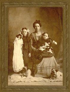 Family Portrait, 1890