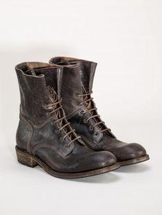 Shoto Combat boots $553.29