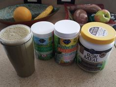 Pre workout fuel thanks to @gardenofliferaw for the great products!!