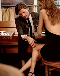 nikolaj coster waldau gq magazine march 2013 // photo by carter smith