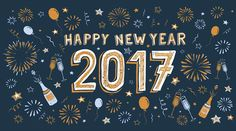 awesome Happy New Year 2017: Best New Year SMS, and Facebook Text ...