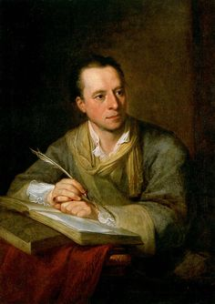 """Johann Joachim Winckelmann (1717–1768). German art historian and archaeologist. Was a pioneering Hellenist who first articulated the difference between Greek, Greco-Roman and Roman art. """"The prophet and founding hero of modern archaeology"""", he was one of the founders of scientific archaeology and first applied the categories of style on a large, systematic basis to the history of art. Many consider him the father of the discipline of art history."""