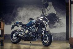 Yamaha XSR 900 Café Racer
