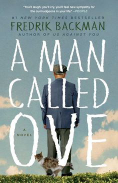 A Man Called Ove: A Novel by Fredrik Backman I loved this novel! A grumpy man called Ove is set in his ways. When a young family move in his neighborhood, his carefully regimented life is disrupted. Book Club Books, Books To Read, My Books, Book Clubs, Fall Books, Teen Books, Reading Lists, Book Lists, A Man Called Ove