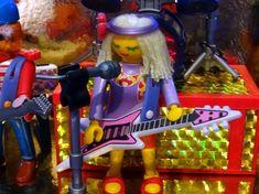 Janice aus der legendären Muppetshow von Jim Henson. Playmobil