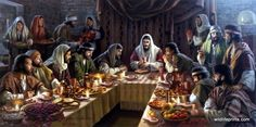 The Covenant by artist James Seward is just one of the many discounted limited edition fine art prints and canvases for sale at Christ-Centered Art. Paintings Of Christ, Jesus Christ Painting, Religious Paintings, Jesus Art, Religious Art, God Jesus, Bible Pictures, Jesus Pictures, Lds Art
